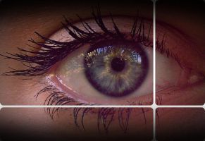 my eye by MihaBell