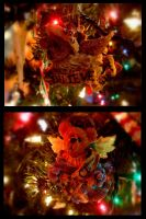 Christmas Angels by Tickle-Your-Fancy