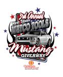 mustang giveaway shirt by Satansgoalie