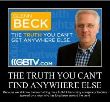 The Truth and Glenn Beck by crewkid52