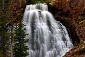 Upper Falls by mstargazer