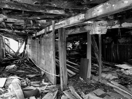 Among the wreckage by jwall77