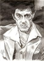 Scarface by Taiel