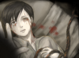 Baccano - It hurts, Fermet by Chizuri