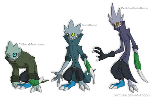 Mutatimon variations by Shoyu-Rai