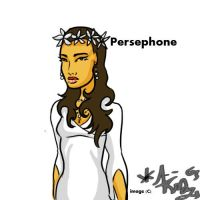 Persephone by Asenceana