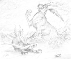 The Great Bunny-Wars by silvestris