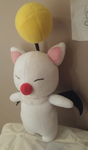 Moogle by Bewareofkitty