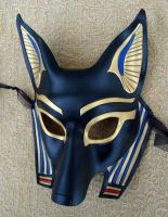 Anubis Mask 2010 by merimask