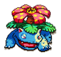 #003 - Venusaur by Aenea-Jones