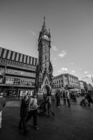 Leicester Clock Tower by daliscar