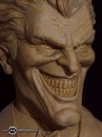 joker bust 03 by ddgcom