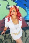 Rapidash Gijinka 03 by HeatherCosplay