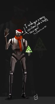 K2-so bring some christmas wishes ! by Excalle