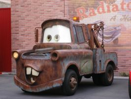 Tow Mater by bella611
