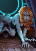 Midna : Twilight Princess by ynorka