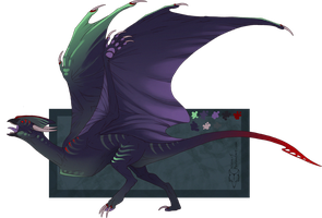 Wyvern_Design for sale! $$$ !CLOSED! by ulven-f