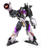 Darkside Megatron - Robot Mode by Tformer