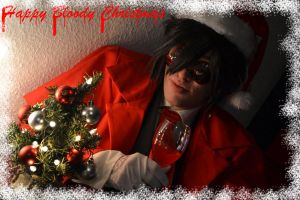 Hellsing Its Christmas Time By Whitewolfje by Whitewolfje