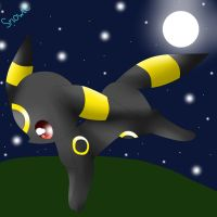 Umbreon by snowflake95