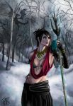 Morrigan by PoisonousFox