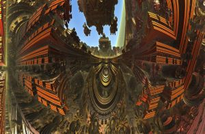 3d Fractal Stock no3 by Dr-Pen