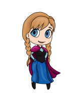 Chibi Anna by the-rose-of-tralee