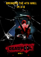 Deadpool Movie Poster by SplendorEnt