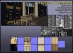 Library of Alexandria by SpiffyMai