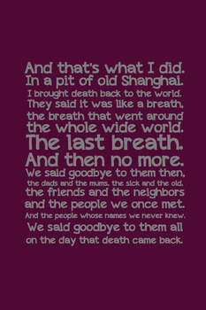 The Day That Death Came Back by inkandstardust