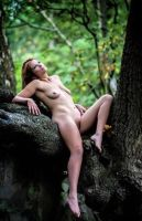 Forest Nude 2 by mickyjenver