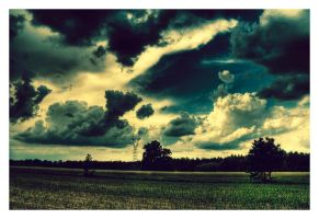 White Clouds by Riffo