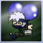 kakashi-balloon duel screencap by Mrknownothing