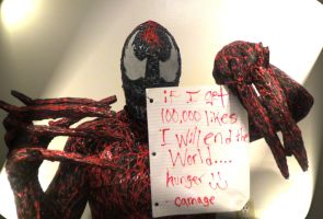 CARNAGE NEEDS 100,000 LIKES by symbiote-x