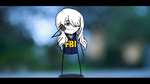 Special Agent Levine by DA-sWooZie