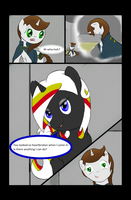 CH 1 Out of the Stable: PG 4 by VeraciousNeophyte