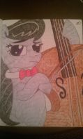 Octavia and Cello by MaybyAGhost
