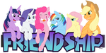 Friendship is Magic by CarnivorousCaribou