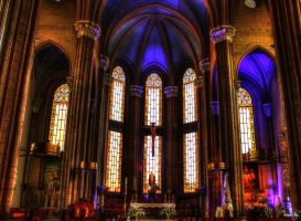 St. Antoine Church by sinanrby