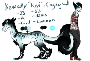 AoSaai Ref: Kennedy by LifeError