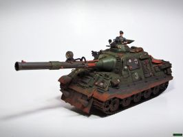 Bezwingers Panzer by enc86