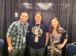 Bryce Papenbrook and Cherami Leigh with me! by mimori-kiryu