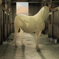 White Horse by PWRof3D