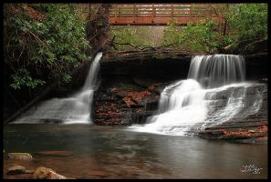 Middle Falls 1 by TerryTee