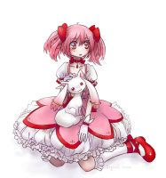 one more Madoka by Next--LVL