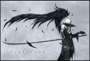 one winged angel by ABHEL