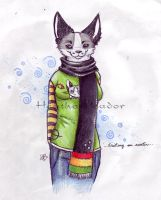Waiting on winter by fala
