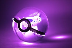 The Pokeball of Angel Type Espeon by wazzy88