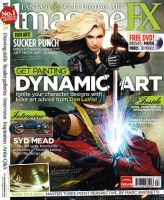 ImagineFX issue 68 by ClaireHowlett