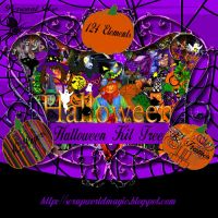Halloween Kit Free by weezya